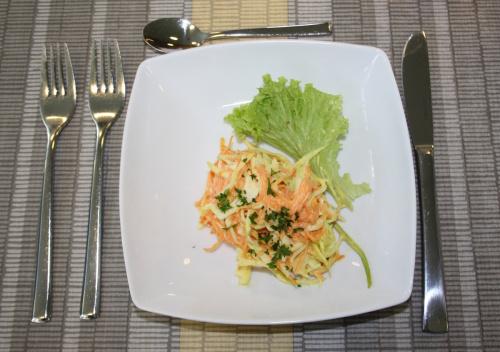 Cole Slaw Salat