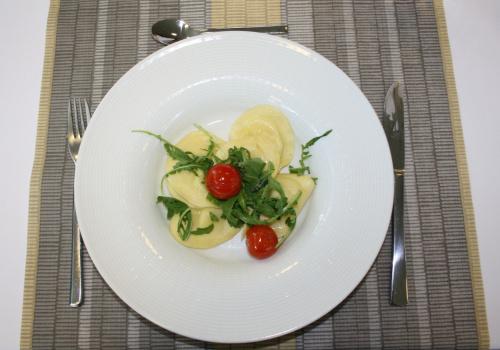 Rondelli mit Zitronen Pfefferfüllung