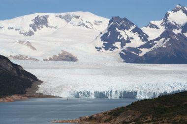 Der Gletscher Perito Moreno