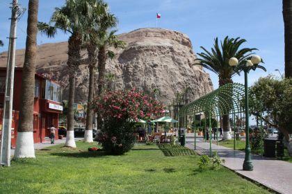 Der Morro de Arica