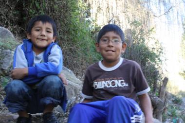 Jorge und Yimmy