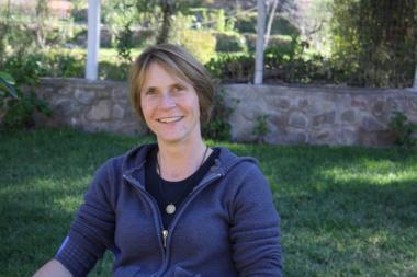 Monika Neff, Leiterin Los Transformadores