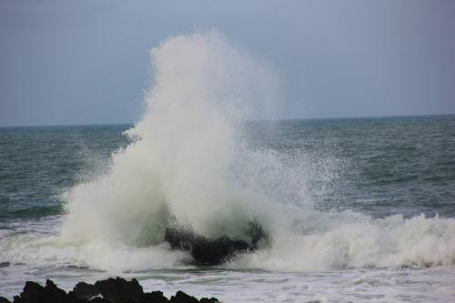 grosse Wellen