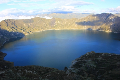 Krater Quilotoa