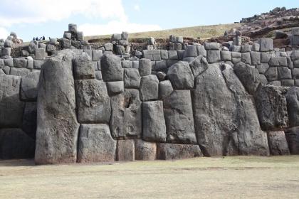 Inka Ruine