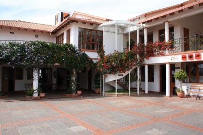 Hotel Kolping in Sucre