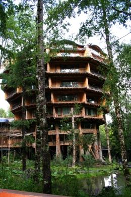 Huilo Huilo - Hotel Baobab