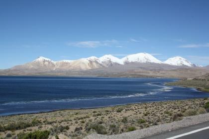 Lago Chungara 1