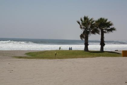 Strand in Arica
