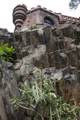 Teil einer Festung
