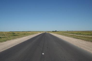 Unendliche Weite Patagoniens