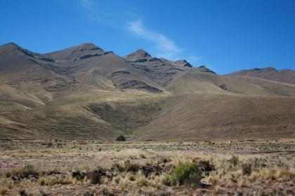 Zw. Oruro und Potosi 1