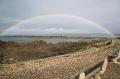 Bretagne Regenbogen